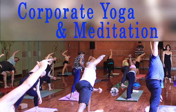 Corporate Yoga Los Angeles
